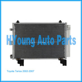 Auto air ac Condenser For Toyota Terios 2002-2007 UPC 841859111314