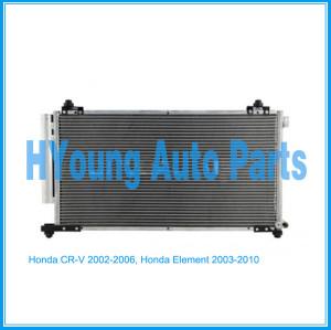 Auto air ac Condenser For Honda CR-V 2002-2006, Honda Element 2003-2010 841859112717
