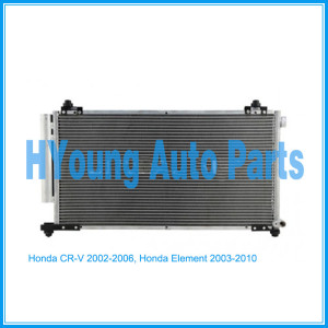 Auto air ac Condenser For Honda CR-V 2002-2006, Honda Element 2003-2010 841859112717