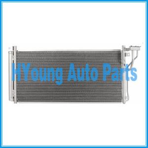 Car air ac Condenser for Hyundai Azera Sonata Kia Magentis Optima 2.0 2.4 L4 2.7 3.3 3.8 V6 REA313381 HY3030136 976063L180