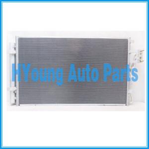 Car air ac Condenser for Kia Sorento Hyundai Santa Fe 2.4 3.5 L4 V6 976061U100 3882HE DPI3882