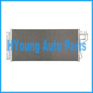 Car air ac Condenser for Hyundai Sonata Kia Optima 2.0L 2.4L 2011-2014 HY3030148 97606-4R000 976064R000