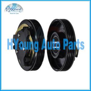 A/C Clutch 4PK 110MM 12V auto A/C Compressor clutch for BMW , bearing size 35*50*20 mm