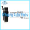 Delphi 6PK 130mm 12v fit for Renault / Nissan Automotive air con a/c Compressor clutch bearing size 35x55x20mm