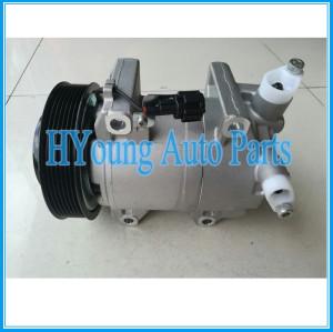 Factory direct sale auto parts a/c compressor DKS17D for nissan pathfinder 506012-1120 506012-1911 506211-8940