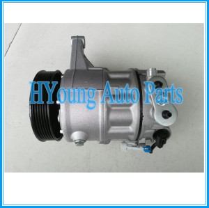 Factory direct sale auto parts a/c compressor PXE16 for Buick LaCrosse/Cadillac SRX 0605107900 1607 P13232310 20934127