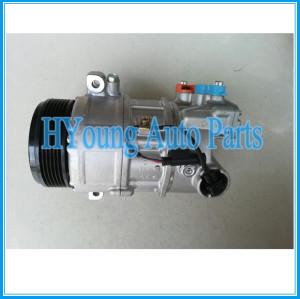 high quality auto a/c compressor 5SEU12C for BMW E90 447190-6260 447180-9592 447180-9590 447190-6255 64526987766 64526935613