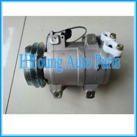 DKS15D Air Con A/C Compressor for Mitsubishi Pickup Triton L200 2.5 7813A105 MN123626 Z0016267A 5060121511 5062119191
