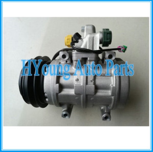 High quality auto parts A/C compressor 10P15C for AUDI 80/100 047200-6471 047200-6603 047200-7621 047200-7620 147100-1600