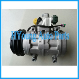 High quality auto parts A/C compressor 10P15C for AUDI 80/100 047200-6471 047200-6603 047200-7621 047200-7620 147100-1600
