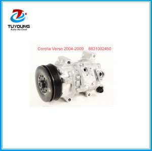 6SEU14C 6PK car air compressor Toyota Corolla Verso Avensis Auris 8831002370 883101A660 8831002450