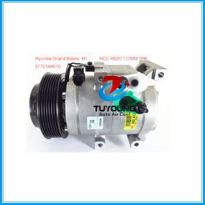 HCC HS20 A/C Compressor for Hyundai Grand Starex H1 977014H010 977014H000 888897039873