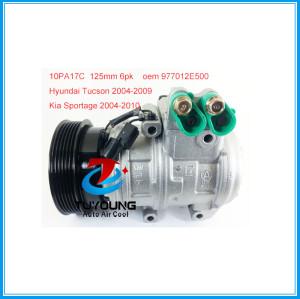 Denso 10PA17C air con Compressor for Hyundai Tucson Kia Sportage 977012E500 162502920J 977011D500 977012D600