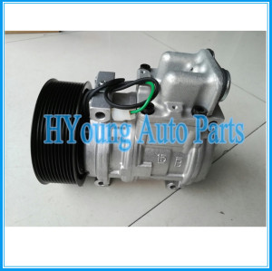 10PA15C for MB Mercedes benz Actros SK ac compressor 68057 A0002340811 A002340811 9062300311 447200-0014 0002340811