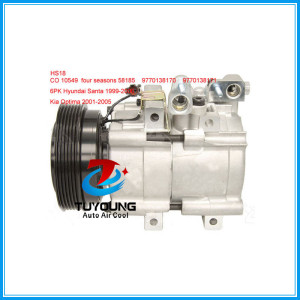 HS18 air con Compressor for Hyundai Sonata Kia Optima 9770138171 CO 10549X 9770138170