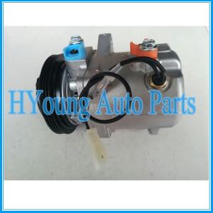 Factory direct sale NEW auto a/c compressor SS72DL for Smart Ciry/BENZ W168 1602300111 A1602300011