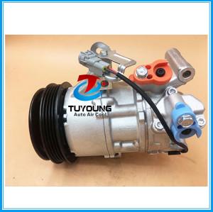 Denso 5SER09C auto air compressor Toyota Corolla Axio Auris 1.5 2005- 115mm 4pk 447190-8040 88310-52551 88310-52550 447190-8043