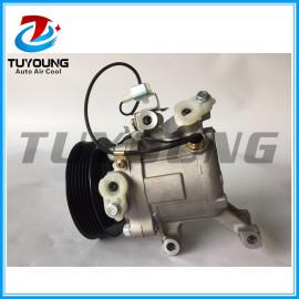 High quality auto a/c compressor SV07C for Toyota / Subaru / Daihatsu 447190-6121 447160-2270 447260-5820 447260-0667
