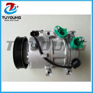 High quality auto parts A/C compressor VS16N for HYUNDAI SONATA/Kia Carnival K5 977013V110 1K55261450 F500-EB9AA08