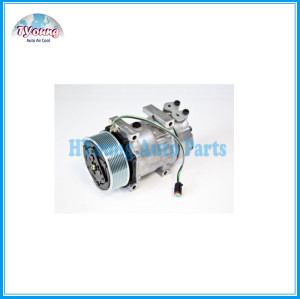 fit for Scania Trucks Sanden 7H15 8275 8295 air conditioning compressor 1531196 10570608 570608 1888032 890022 32705 8FK351119381