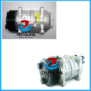 Auto air conditioning ac compressor VALEO / ZEXEL TM16 12V 123mm 8pk