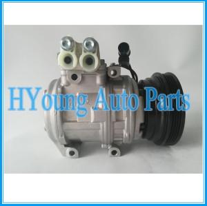 High quality 10PA15C AC COMPRESSOR for Hyundai Tucson 2.0L 2004-2009 KIA Sportage 2.0L Spectra 2.0L 977012D700 97701-2D700 98373