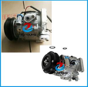 QS90 car ac compressor for Chevorlet Spark 13-2014  4 seasons 98453 air pump