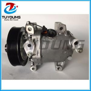 CR-14 Car AC Compressor for Nissan Navara / King Cab 92600-EB400 A42011A0702003 YD25DDTI 135mm 7pk