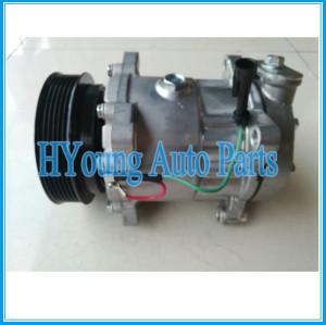 7V16 auto parts air condition compressor for ALFA ROMEO 156/166/GTV 606072890 60607289 60813335