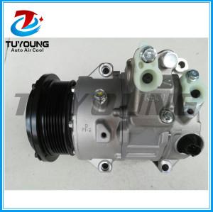 High quality auto A/C compressor 7SEH17C for TOYOTA Highlander CG447150-03611 CG447260-2352