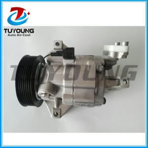 High quality auto AC compressor DKV08R for Nissan Latio/Tiida 92600-ED07A 506021-7470