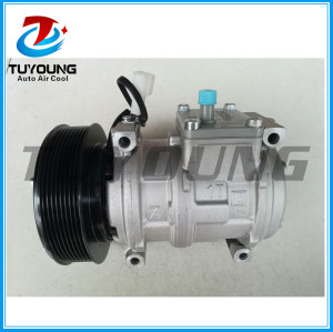 High quality auto AC compressor 10PA17C for John Deere Tractor AN221429 447170-9490 4472004930 RE69716 SE501462