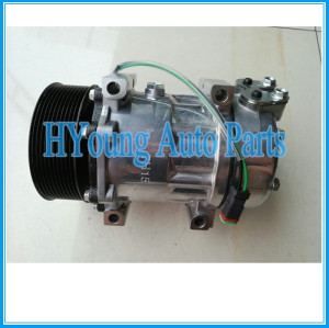 High quality auto parts A/C compressor 7H15 for Traction Scania P 1853081 1888033 8290 6023