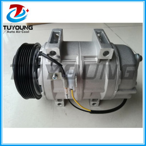 Factory direct sale auto ac compressor DKS17CH for volvo 9166103 8601633 9171996 8602621 8602278 8600889 8684286