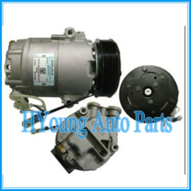 5Z0820803 CS10061 A1140024 for Delphi CVC air conditioner ac compressor for Volkswagen VW Fox/Polo/Crossfox/SpaceFox 6pk