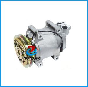 auto air Compressor for Isuzu NPR 2005-2010 8973863490 897386491 8-97386-349-0 506211-9720 506012-1710 DKS15D 1PK 135MM 12V