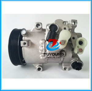Auto air compressor for Toyota Corolla 2011-2013 Denso TSE14C 447280-9060 88310-68031 447260-3373