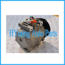 Factory direct sale 10P30C 12V/24V auto parts A/C Compressor for Toyota Coaster Mini Bus 2PK 447220-0394