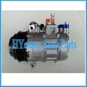 Factory direct sale auto parts a/c compressor 7SBU16C for Mercedes Bnez W210 447100-6820 447100-9233 447100-6828 0002306811