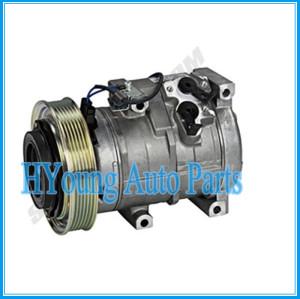 High quality auto parts ac COMPRESSOR 10S20C for Honda pilot 471-1630