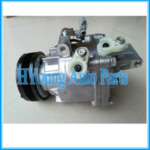 High quality auto parts A/C compressor QS70 for mazda 4PK 12V 95mm