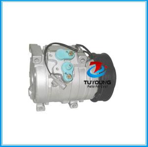 Denso 10S15 Car air conditioning ac compressor for Toyota NOVA HILUX 2006- 7pk 12v 4472004713