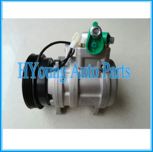 Factory direct sale auto parts A/C compressor for Hyundai i10/Kia 97701-07100 9770107100 DB3AA-02 F500-DB3AA-02