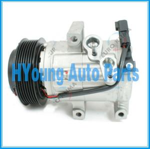 HS13N car air conditioning compressor for Ford Ranger Pickup 3.2 2011 2012 AB39-19D629-BB 1715092 UC9M19D629BB 7pk 108mm 12v