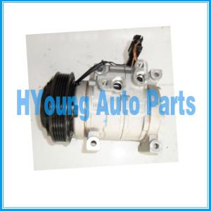 Auto air compressor for Hyundai Hb20 1.0 2012-2014 DF11 5pk 12v China produce