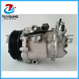 High quality auto air conditioner compressor SD6V12 for Fiat Doblo SD1461 71792267 51893889 51803075