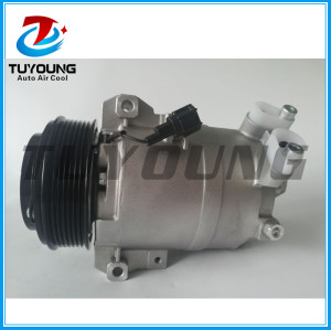 High quality auto air conditioner compressor for Nissan Navara 92600-5X20A Z0008557A 7pk 115mm