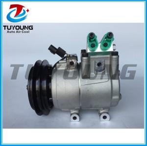 Car ac compressor HS15 for Kia Bongo 3 2004-2012 97701-4e500 97701-4B201 F500-QCVBA-02 F500-BC3BA-03 QCVBA-10 BC3BA-03