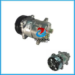 AC Compressor Sanden 5H14 SD508 Horizontal 89508380 80450805 3405689R 3405689R2 450805 80450805 89508380 9508380