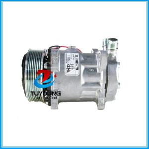 Sanden 7H15 sd 709 ac compressor Vertical 8PK 119MM SD 5312 5333 4444 4711 4660 5312 6125 7492 8103 9682